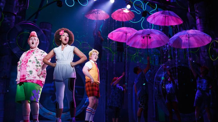 A SpongeBob SquarePants musical is coming to Broadway this fall. Are you a fan of the long-running Nickelodeon cartoon? Will you go see the musical?