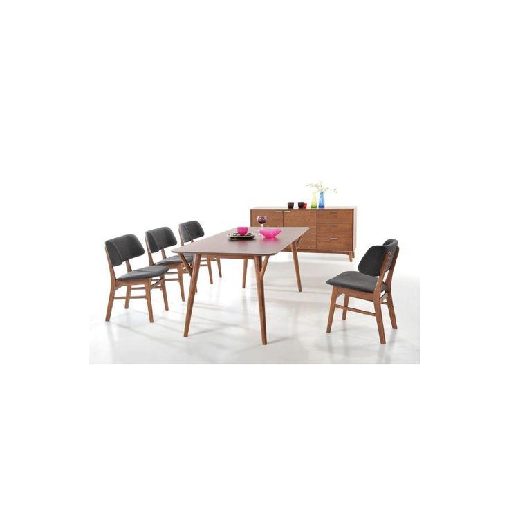 Piękny stylizowany stół ALESSIO, styl vintage