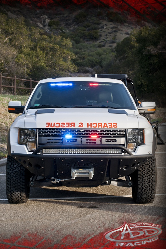 Ford Raptor Search & Rescue .