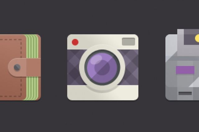 Volume 2 of our flat icons set inspired by the flat design UI trend led by google and others. Our new...