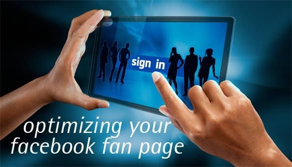 How to Optimize Your Facebook Fan Page to Get More Traffic