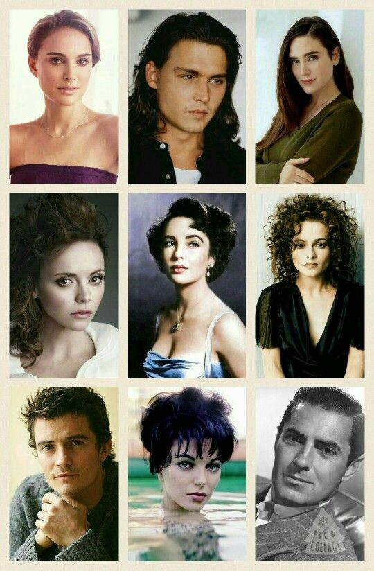 Zyla verified Soft Winters : Natalie Portman, Johnny Depp, Jennifer Connelly, Christina Ricci, Elizabeth Taylor, Helena Bonham Carter, Orlando Bloom, Joan Collins, Tyrone Power