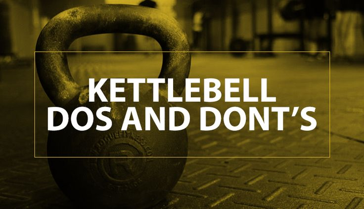 Common Kettlebell Mistakes  If you visit my blog regularly you'd know that I'm a big fan of kettlebell training. This type of training allows us to perform whole body movements. A successful kettlebell program can increase strength, joint mobility and stability and even fat...
