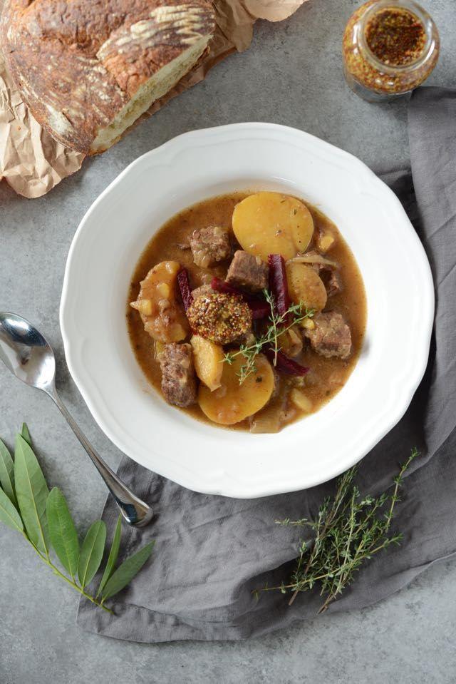 Sjomansbiff A Cozy Swedish Sailor S Stew Recipe By Food Writer Daytona Strong Stew Recipes Nordic Recipe Recipes