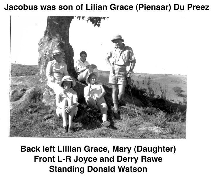 Lilian Grace du Preez