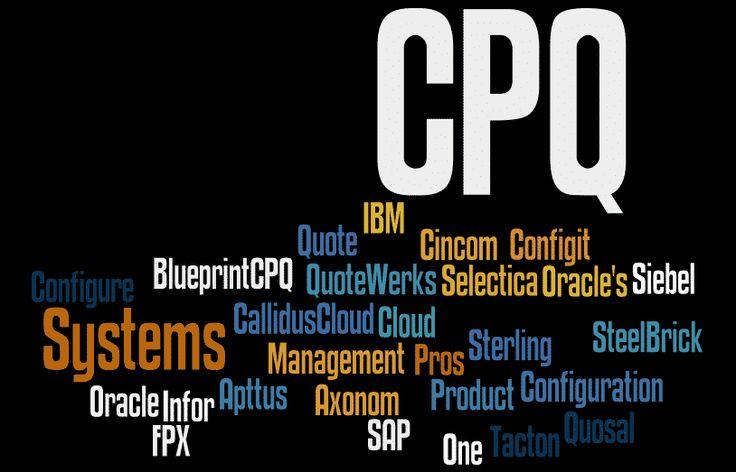 Top 19 Configure Price Quote (CPQ) Software - https://www.predictiveanalyticstoday.com/configure-price-quote-software/