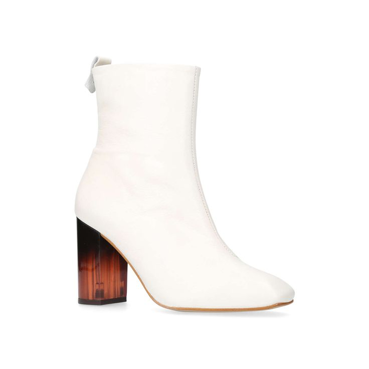 Get these off white boots before they are gone - KURT GEIGER LONDON