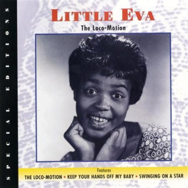 """Top 10 Carole King Songs: """"The Loco-Motion"""" - Little Eva - 1962"""