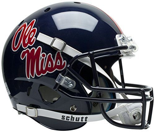 OLE MISS REBELS Schutt AiR XP Full-Size REPLICA Football Helmet MISSISSIPPI by Unknown. OLE MISS REBELS Schutt AiR XP Full-Size REPLICA Football Helmet MISSISSIPPI.