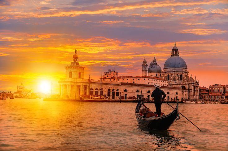 Venedig - ett av 7 romantiska resmål i vår