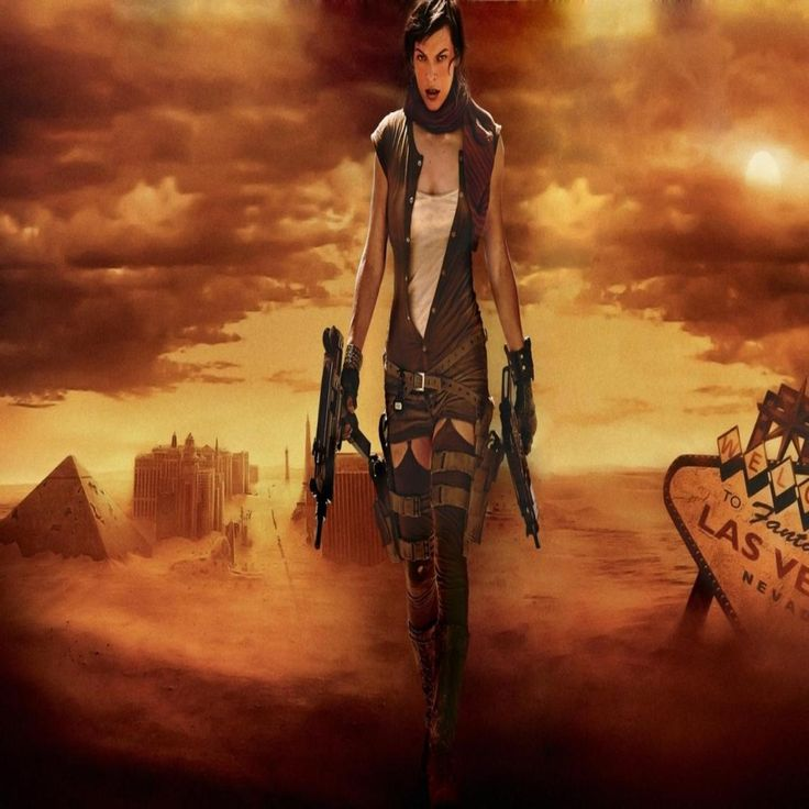 Resident Evil Extincion