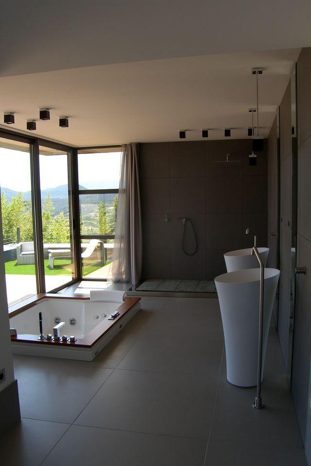 Location prestige Maison PORTO VECCHIO : Luxueuse villa contemporaine avec vue mer panoramique exceptionnelle