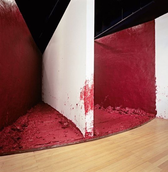 To Divide by Anish Kapoor