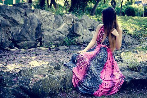 Fiafashion Maxi Dress