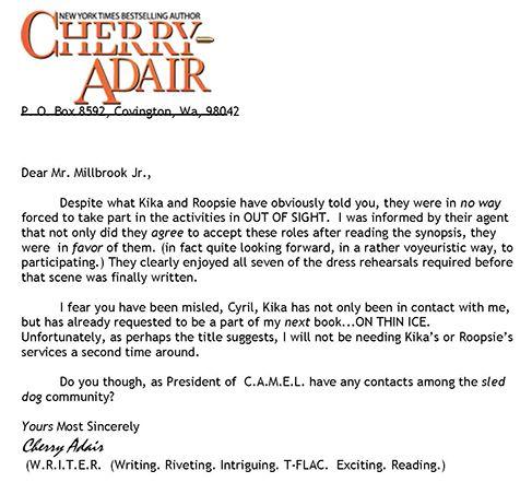 C.A.M.E.L Union Letters