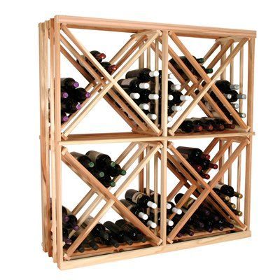 Wine Cellar Innovations VIN-PR Vintner Series 2 Column Open Diamond Cube