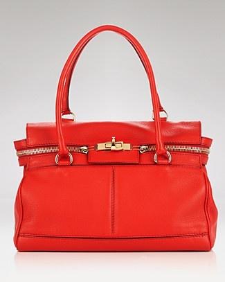 Max Mara Tote - Margaux Deerskin   Bloomingdale\u0026#39;s   handbags ...