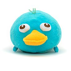 Peluche Tsum Tsum Perry l'Ornithorynque de taille moyenne