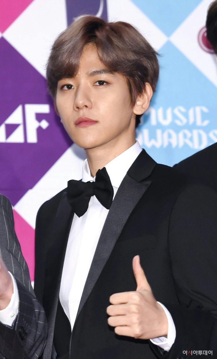 BaekHyun from Exo  #kpop #cute #korean