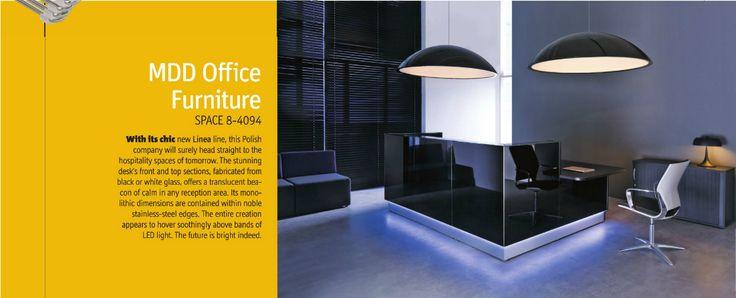 "Linea in ""Interior Design"" magazine"
