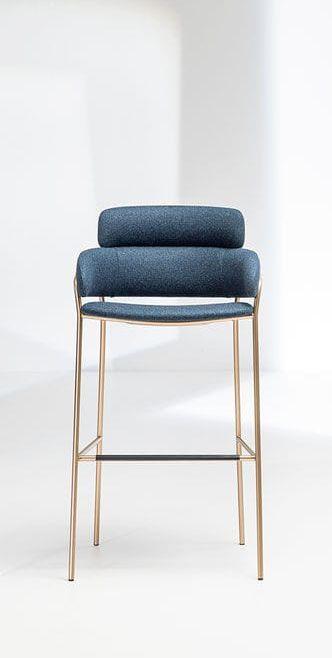 Counter bar | blue and brass for a luxury decor | www.bocadolobo.com/ #luxuryfurniture #designfurniture