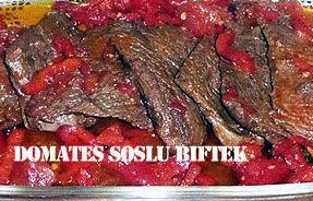 domates sosu ile biftek  bir araya gelirse nasıl olur.biftek ile domates sosu  tarifi http://www.yemektarifleripratik.com/domates-soslu-dana-bonfilesi-tarifi/