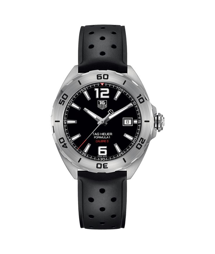 TAG Heuer Formula 1 Calibre 5 Automatic Watch 200 M - 41 mm WAZ2113.FT8023 TAG Heuer watch price