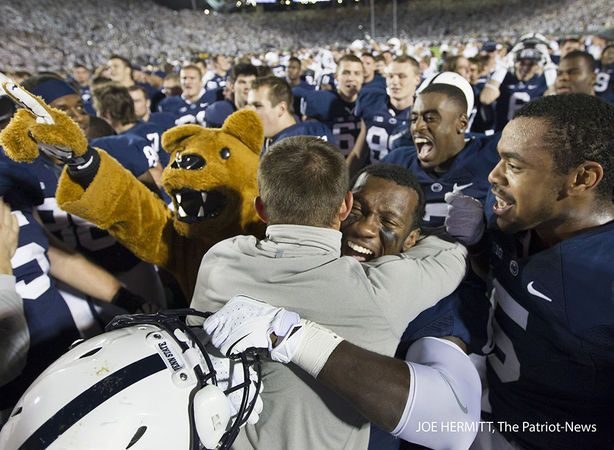 Image result for penn state vs michigan