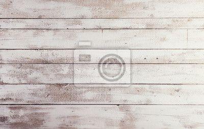 Fototapeta białe deski drewniane z budowa równie przygotowanie - Drewno • PIXERS.pl