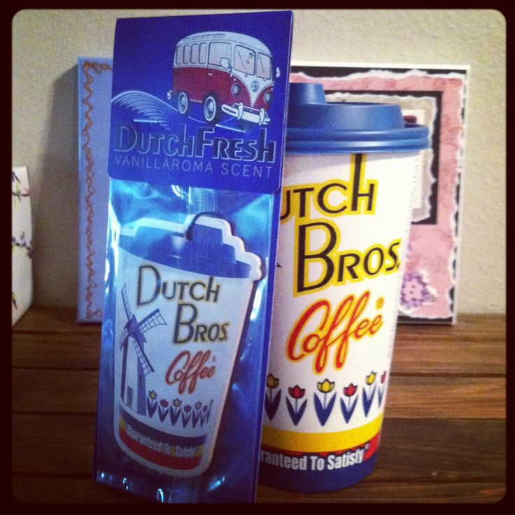 Healthy Coffee Drinks From Dutch Bros