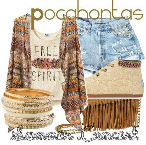 Pocahontas Disneybound l Disney Princess from Disney's Pocahontas l Disney & Pixar Fashion, Style and Inspiration.