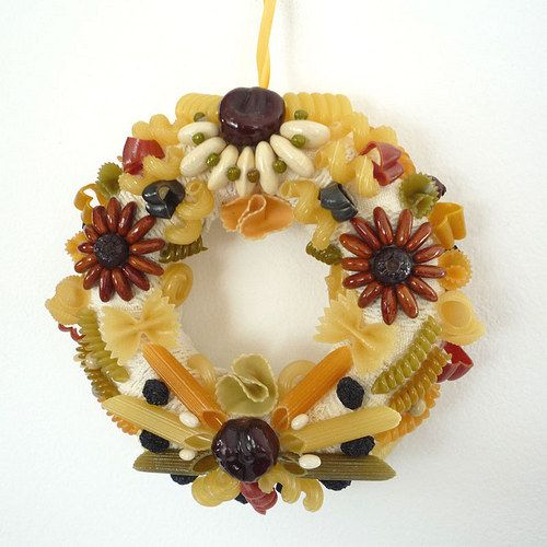 58 Best Images About Pasta Crafts On Pinterest