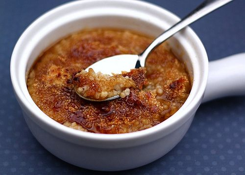Steel cut oats: Brulee Steel, Steel Cut Oats, Cut Oatmeal, Oats Recipes, Steelcut Oats, Breakfast Recipes, Creme Brulee, Eating Oatmeal, Breakfast Brunch
