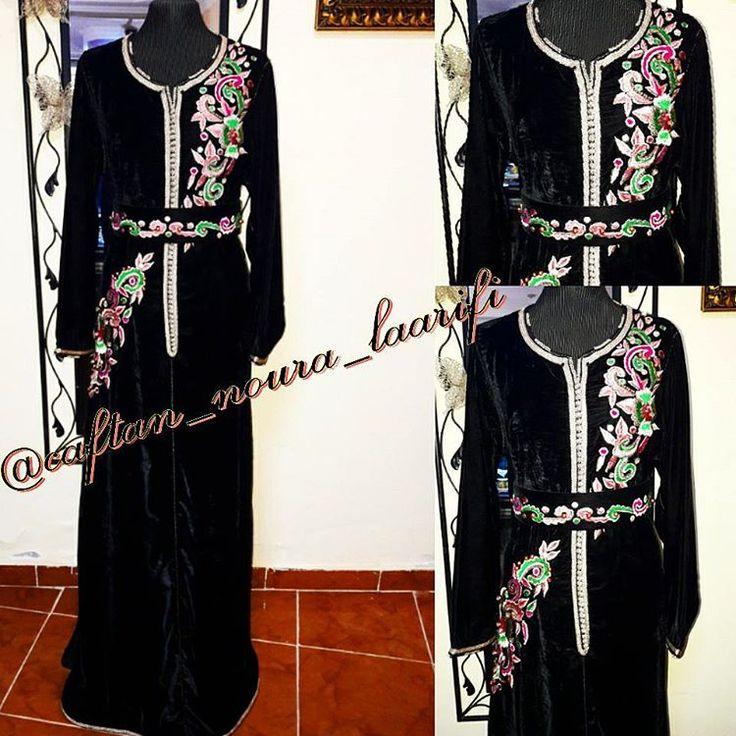#nouralaarifi#caftan#caftanmarocain#caftaninspiration#caftanmaghribi#caftan2015#caftans#caftan2016#dress#vestido#robe#arabicdresses#hananeelkhader#ibtissamtiskat#black#noir#negro#perle#bronze#skin#swarovski#fashion#designer#morocco#casablanca#marrakech#fes#tanger#tetouan#maroc By:@caftan_noura_laarifi