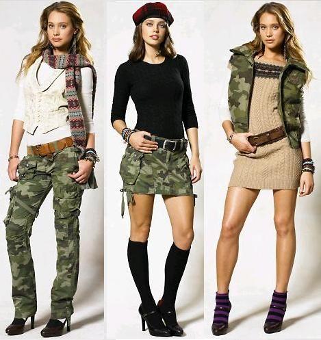 camo fashion - Google Search