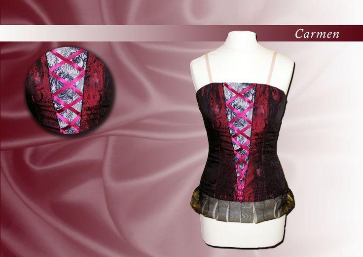 Ballet costume for Carmen