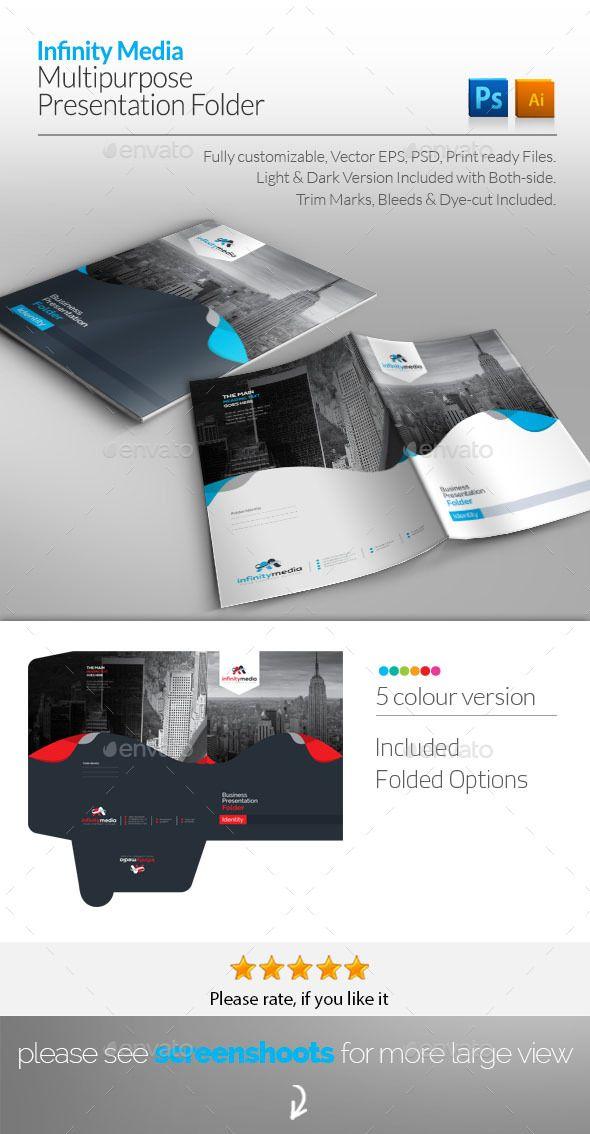 355 best folder templates images on pinterest | presentation, Presentation templates