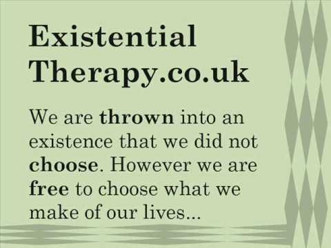 What is existential-therapy presentation. More information is available at http://existential-therapy.co.uk