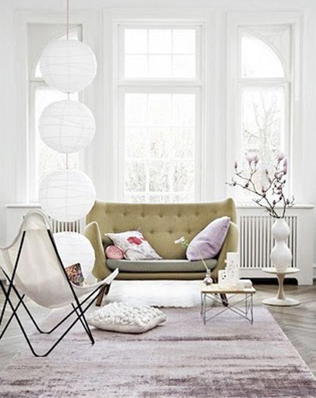 top 10 inspiracji oświetlenia sufitowego do salonu | Dom-wnetrze #livingroom