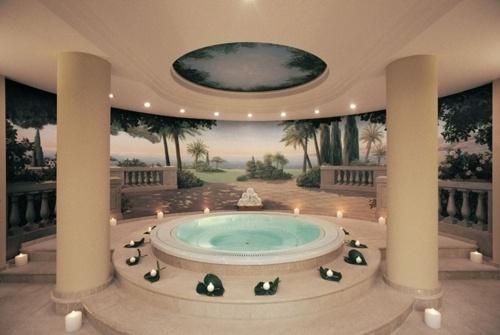 SPA MARIA GALLAND Hotel La Réserve de Beaulieu, French Riviera