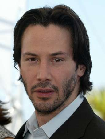 Keanu Reeves — No hero board worth its hot, well oiled, bands-of-steel abs would be complete without a pic of Keanu.