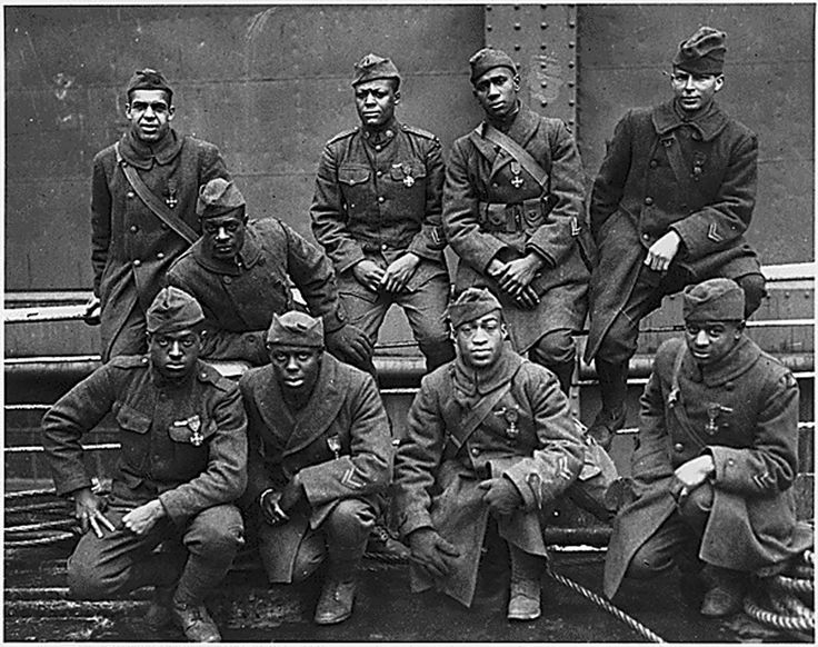 17 Best images about WWI African American soldier pictures ...