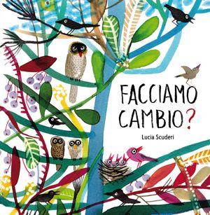 il Blog della Daria - Mentre tu dormi e Facciamo cambio?: due bellissimi silent book