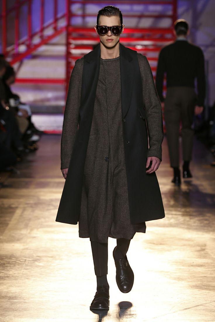 CERRUTI 1881 PARIS FW 14-15 Men's Fashion Show - Look 3