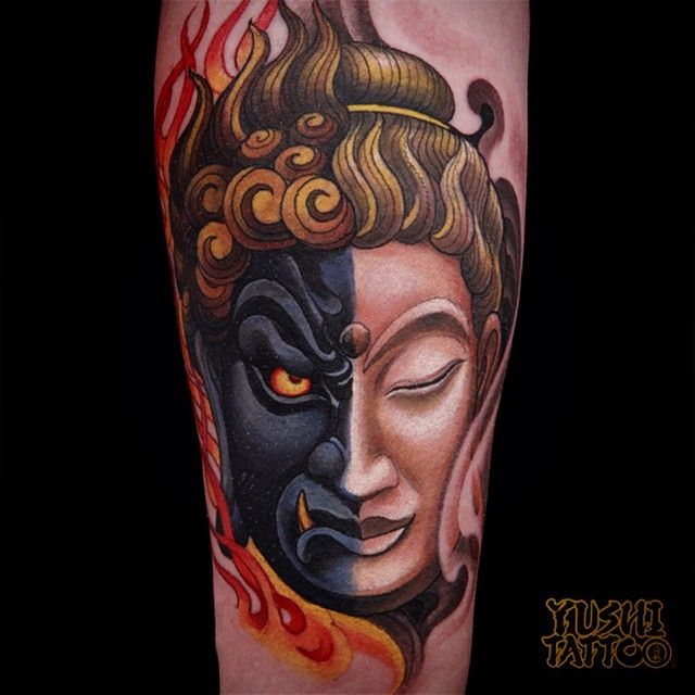 25+ Best Ideas About Oriental Tattoo On Pinterest