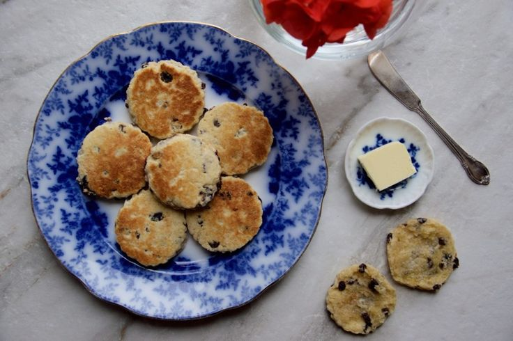 Get warm and cozy with Welsh cakes