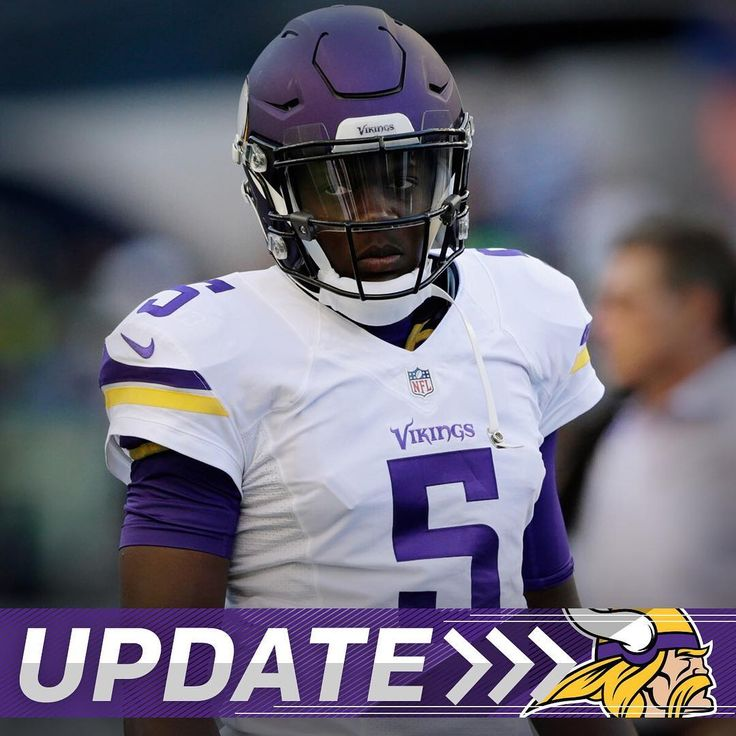 @Vikings will not exercise Teddy Bridgewater's fifth-year option. (via @rapsheet) 📷: John Froschauer/AP