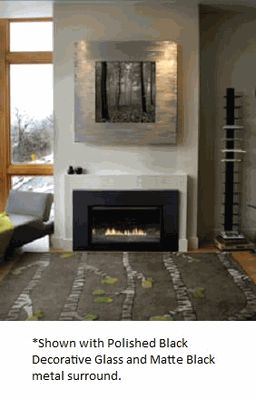 Ask A Fireplace Specialist: The Loft Direct Vent Small Gas Fireplace Insert  Features A Sophisticated  Small Gas Fireplace Insert