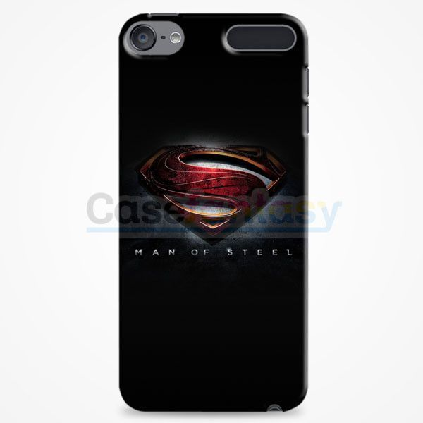 Man Of Steel, Superman 2013 iPod Touch 6 Case | casefantasy