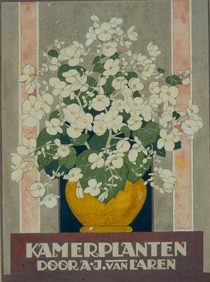 Van 5 november 2013 - 2 maart 2014 worden in het Verkade Paviljoen de originele #aquarellen van het #Verkade Album 'Kamerplanten' geëxposeerd.
